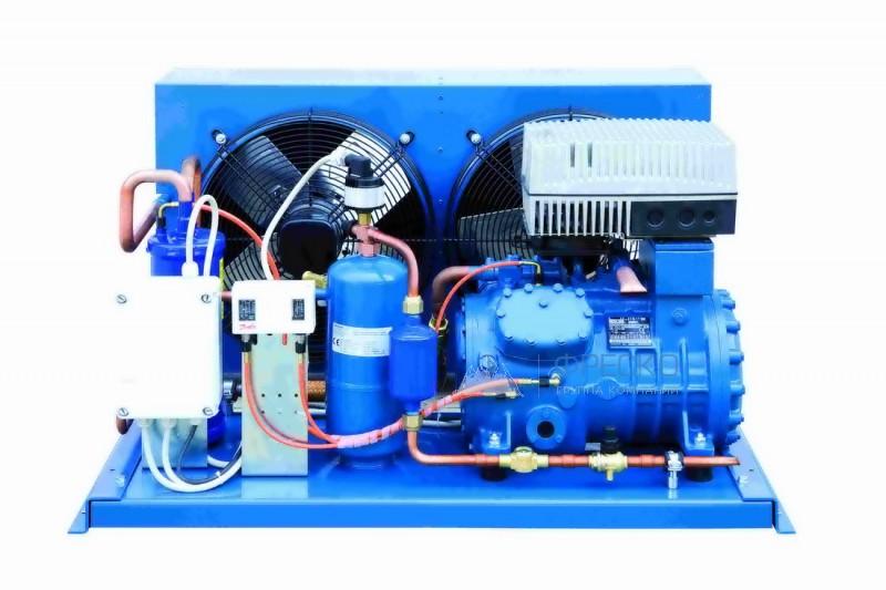 агрегат компрессорно конденсаторный от Фреско