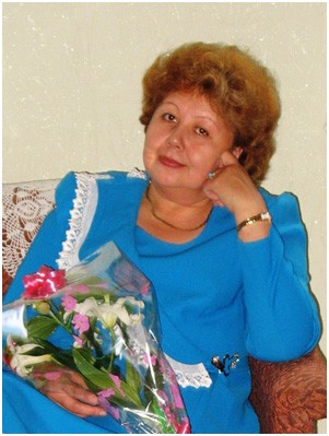 Ольга Михайловна Тарасова
