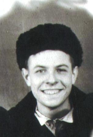 Василий Воробьёв 18 лет впервые на выборах