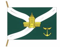 Флаг Усть-Кут 2009г.