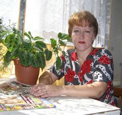 Людмила Леонидовна Перетолчина